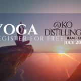 CANCELED - Spirited Yoga - July 2019