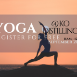 Spirited Yoga - September 2019