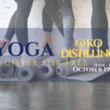 Spirited Yoga - October 2019