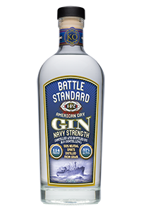 Battle Standard 142 Gin Navy Strength