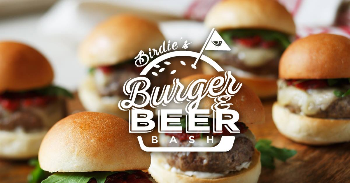 1st Annual Birdie's Burger & Beer Bash - DC