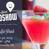 Virginia Craft Spirits Roadshow: Charlottesville