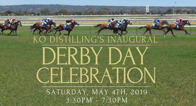 KO Distilling's Inaugural Derby Day Celebration