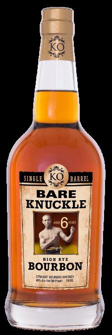 Bare Knuckle High Rye Bourbon