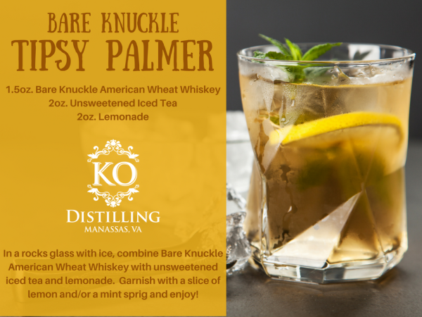 Tipsy Palmler Cocktail