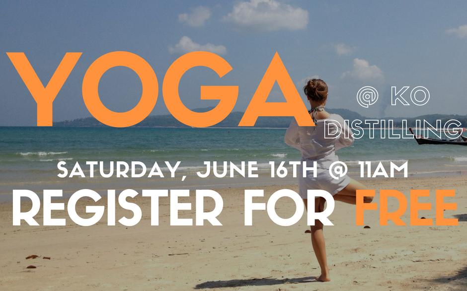 Spirited Yoga June 2018 (FREE)