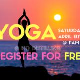 Spirited Yoga - April 2019