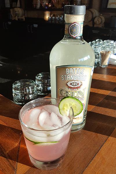 Watermelon Cucumber Cocktail Recipe