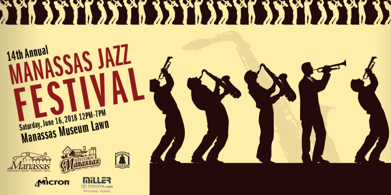 14th Annual Manassas Jazz Festival