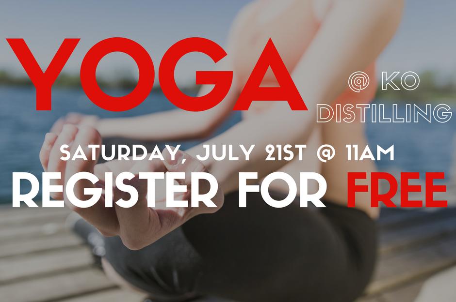 Spirited Yoga July 2018 (FREE)