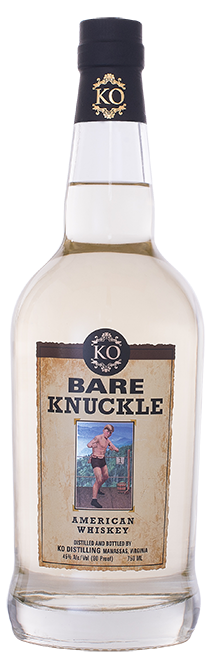 Bare Knuckle American Whiskey