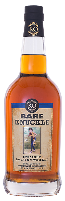 Bare Knuckle Straight Bourbon Whiskey