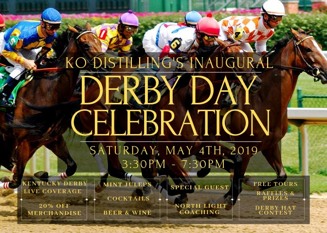Derby Day Flyer