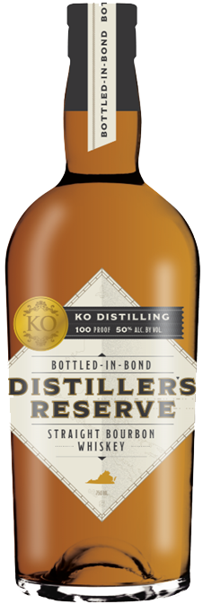 Distiller's Reserve Straight Bourbon Whiskey Bottled-in-Bond