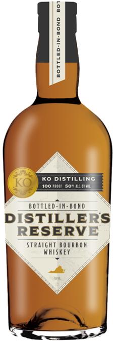Distiller's Reserve Bottled-in-Bond Bourbon