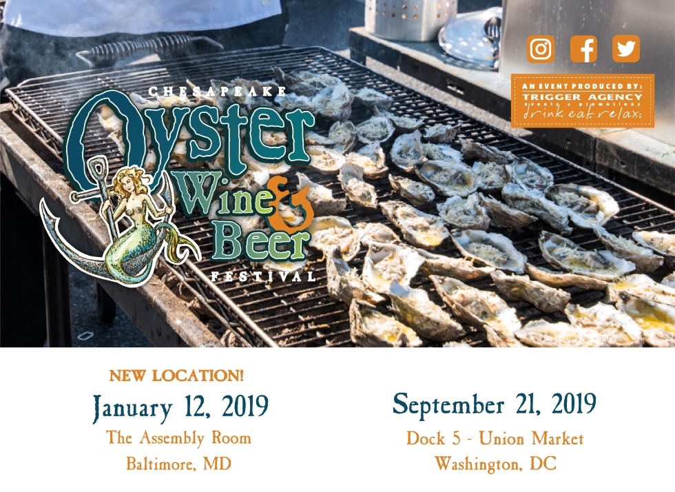 Chesapeake Oyster, Wine, and Beer Festival